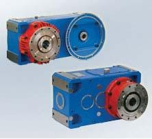 Parallel shaft gearmotors (standard and