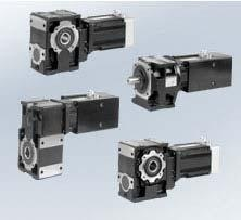 Synchronous and asynchronous servogearmotors (with worm gear, coaxial, parallel and right angle shaft)