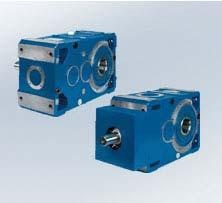 Parallel and right angle shaft gear reducers (MN2 ≤ 7 100 daN m)